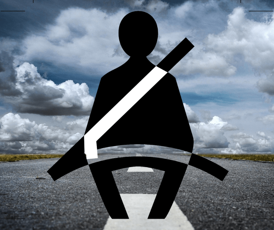 California Seat Belt Law