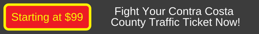 Contra Costa County Traffic Court