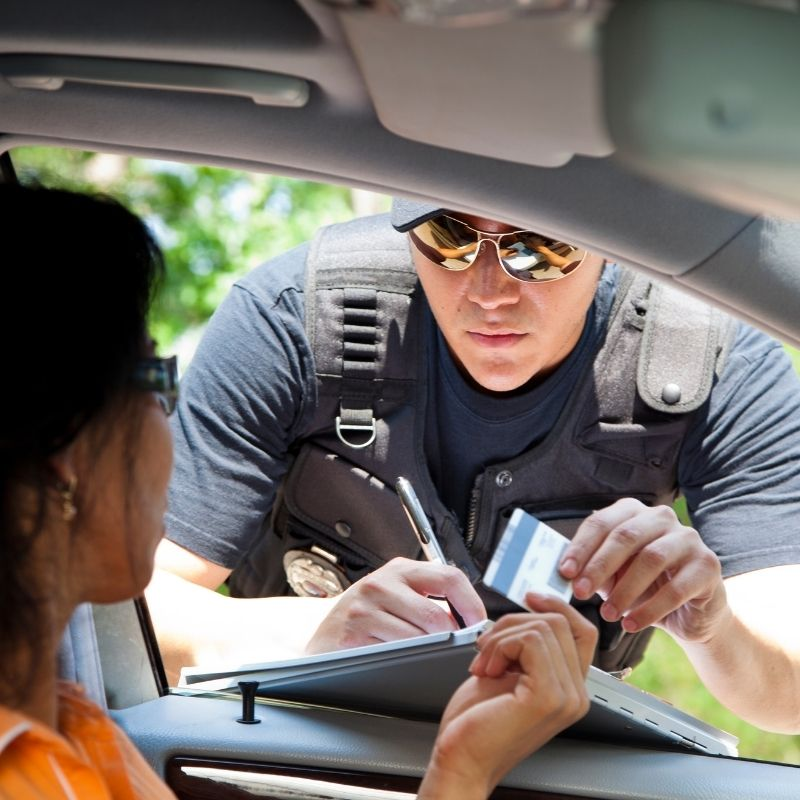 how can i reduce my traffic ticket